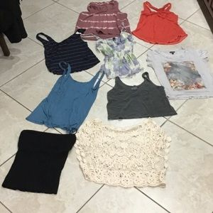 Tops - SALE🎉 Closet clearout. Tops all different